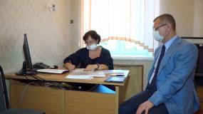 Вячеслав Фомичёв подал документы для участия в выборах