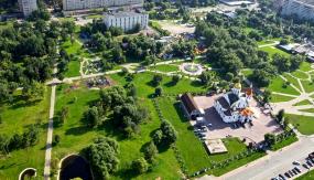 Символ парков Реутова