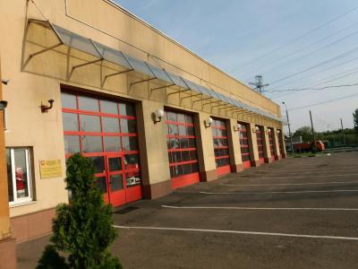 Спасательно-пожарный центр