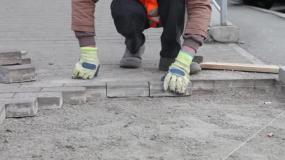 Более 240 километров тротуаров создадут в Подмосковье