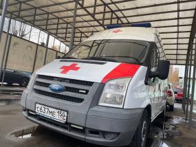 Реконструкция подстанции скорой помощи