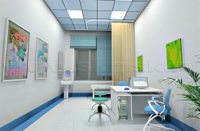 Чистовая отделка поликлиники